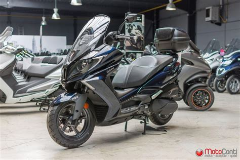 Kymco Downtown 250i 2019 by Motoconti Scooter Kymco Downtown 350 I Exclusive Abs 2019