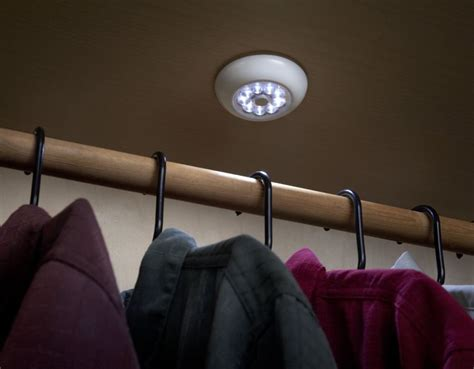 led closet light 10 affordable wireless closet lighting solutions