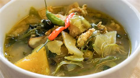 cuisine khmer samlor korko cambodia tours information about cambodia