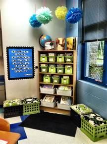 Reading Classroom Decor Ideas