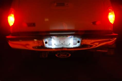what bulb number is the license plate lights ford f150
