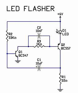 Image Result For Basic Electrical Circuit For Led