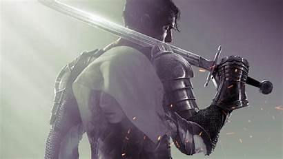 Knight Sword Dark Souls Armor 1080p