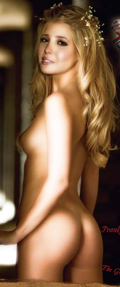 Ivanka Trump Nude Pics Page