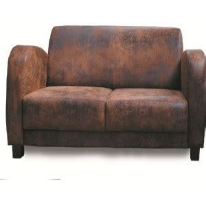 canapé cuir usé canape deux places microfibre vieux cuir