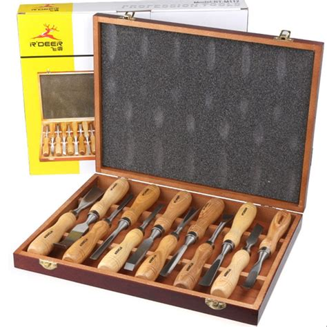 rdeer  pcs wood carving set wood working tools chisel