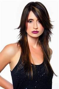 Choppy Layered Haircuts for Long Hair | Natural Hair Care