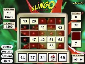 Slingo Deluxe Free Online Games Wwwfreeworldgroupcom