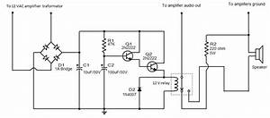 Simple Speaker Protector Circuit