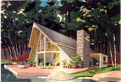 modern a frame house plans house plan chp 5581 at coolhouseplans com