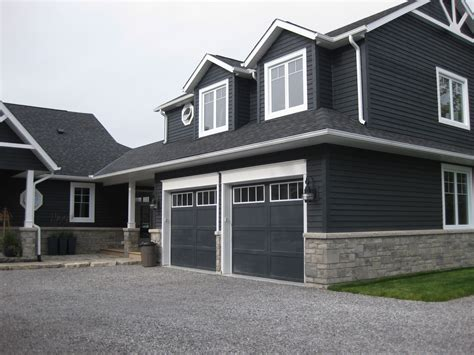 house siding color schemes with gray house siding