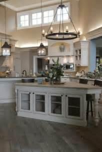 küche landhausstil gestalten bodenbelag arbeitsplatte ideen rund ums haus - Küche Bodenbelag