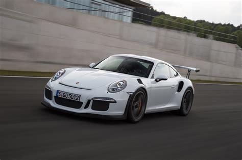 2016 Porsche 911 Gt3 Rs Debuts In Geneva, Starts At 6,895