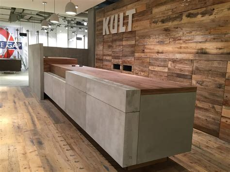 modern reception desks design inspiration counter