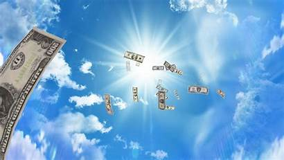 Money Falling 3d Wallpapers Backgrounds Cool Currency