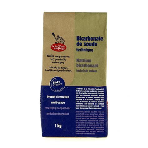 Bicarbonate De Soude Technique 1kg La Droguerie écologique