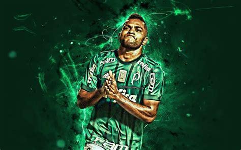 Download wallpapers Miguel Borja, match, SE Palmeiras ...