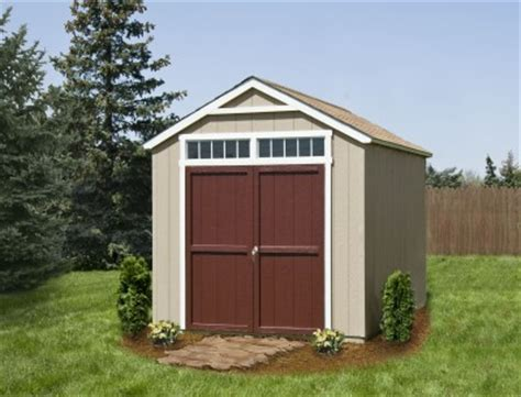 8x12 wood shed handy home majestic 8 215 12 shed