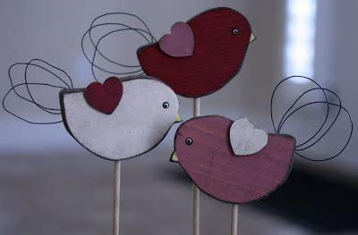 wooden valentine crafts