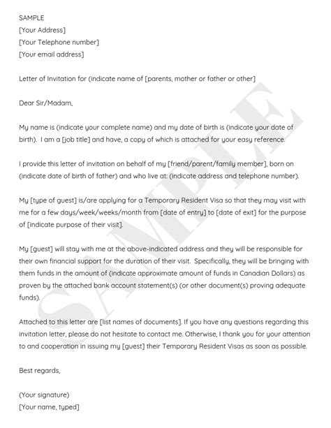 notarized letter of invitation | invacation1st.org