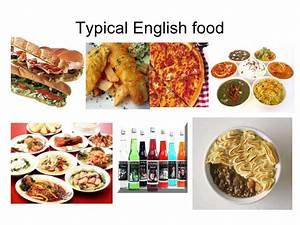Comparison Food England-Sweden