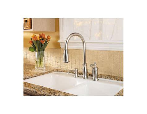 pfister gt526 tm kitchen faucet build