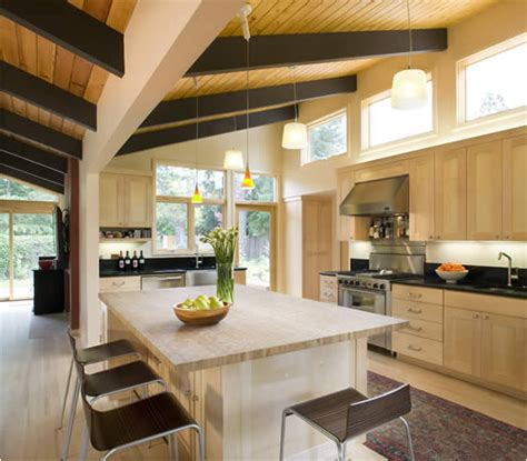 Midcentury Modern Kitchen Ideas  Room Design Inspirations