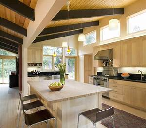 mid century modern kitchen ideas room design ideas With mid century modern kitchen design