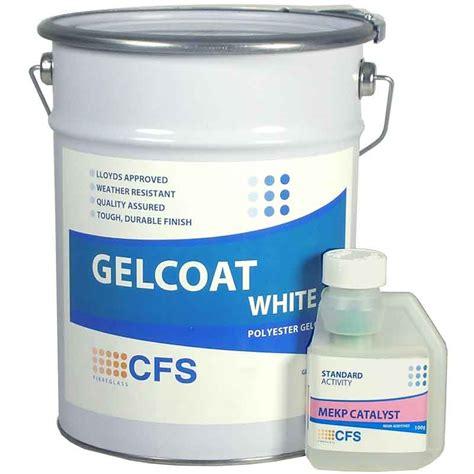 corner floor mat 5kg pack white gelcoat