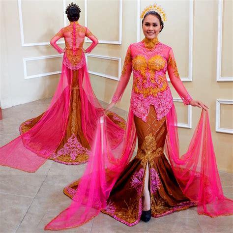 Kebaya Pengantin Modern Jumbo jual kebaya pengantin wanita muslim modern terbaru dan