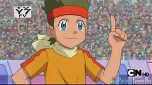 Pokemon Cameron Vs Ash Full Battle in the unova league ...