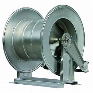 Enrouleur Automatique Tuyau Arrosage : enrouleur de tuyau haute pression inox automatique 60m ~ Premium-room.com Idées de Décoration
