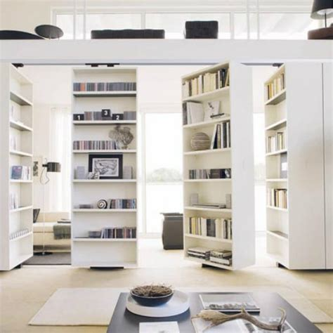 How To Use Shelving Units As Room Dividers To Maximise