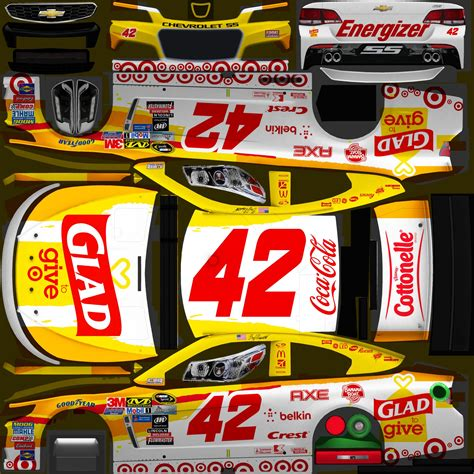 nascar templates anyone where i can find editable photoshop templates for the 6 cars like in the image