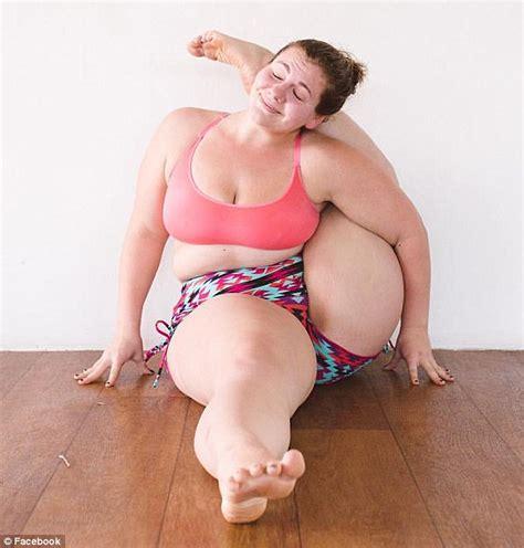 Dana Falsetti reveals how yoga helped her learn to love ...