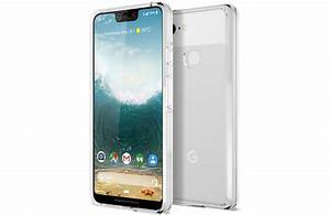 Trianium  Clarium Series  For Google Pixel 3 Xl  U2013 Clear