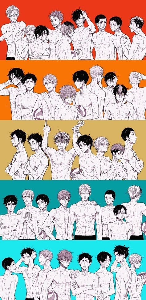haikyuu dream team