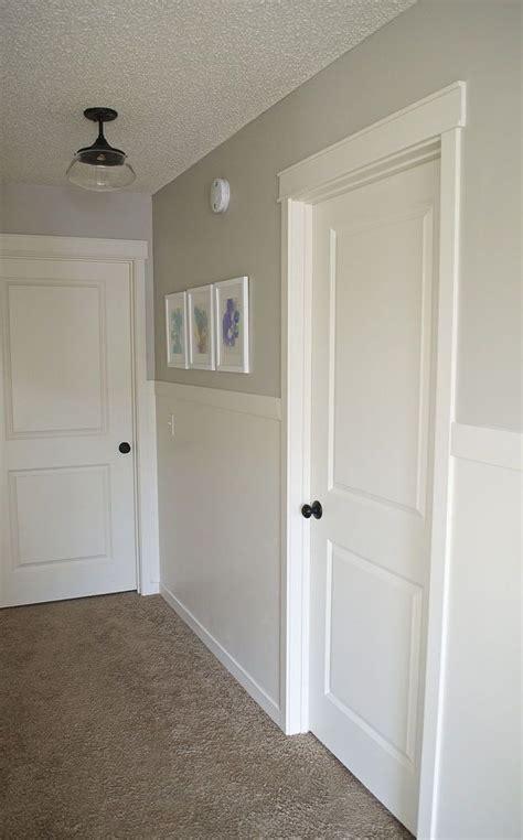 update  hallway  easy ways craftsman style interiors craftsman style doors interior