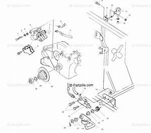 Polaris Atv 1999 Oem Parts Diagram For Rear Brake  Foot