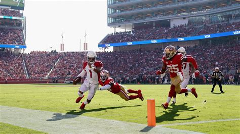 Watch Cardinals @ 49ers Live Stream | DAZN CA
