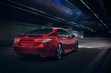 2018 Toyota Camry Reviews And Rating