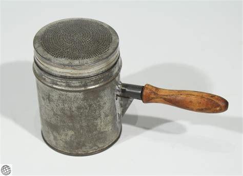 pcs civil war era camp mess kit gear   antique soldie