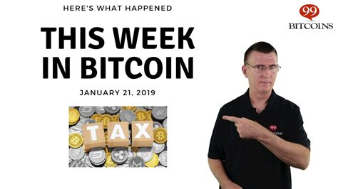 These atms allow users to instantly purchase and sell cryptocurrency using cash. This week in Bitcoin - Jan 21st, 2019 - YouTube