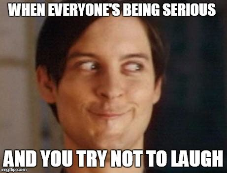 Try Not To Laugh Memes - spiderman peter parker meme imgflip