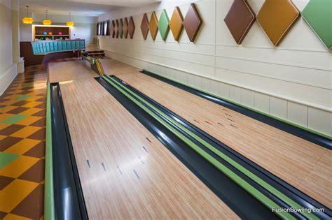 vintage  equipment restored  retro home bowling