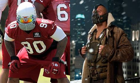 darnell dockett responds  nfls facemask ban  bane