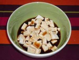 comment cuisiner le tofu nature comment cuisiner tofu