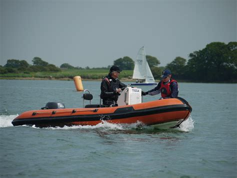 Safety Boat Qualification by Other Chichester Yacht Club