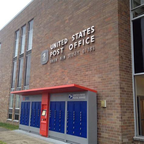 bureau union us post office post offices union nj united states