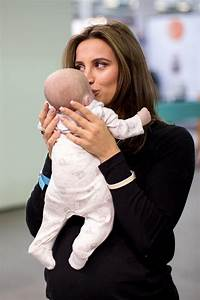 Ferne McCann - The Baby Show in London  Baby